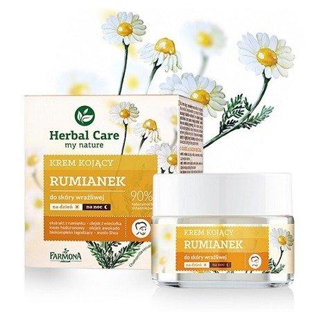 Herbal Care KREM Rumianek, 50 ml.