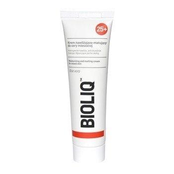 Bioliq 25+ - KREM nawilżająco-matujący do cery mieszanej, 50 ml.