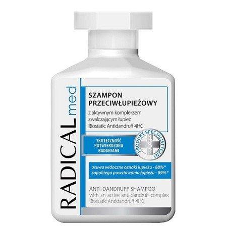 Radical Med - SZAMPON przeciwłupieżowy, 300 ml.
