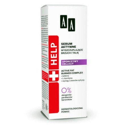 AA Help Uporczywy Cellulit, SERUM, 200 ml.