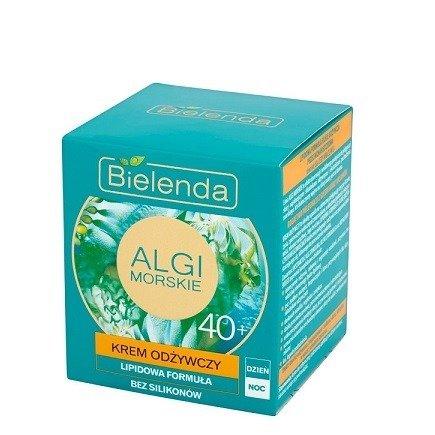 Algi Morskie - KREM odżywczy 40+ na DZIEŃ i NOC, 50 ml.