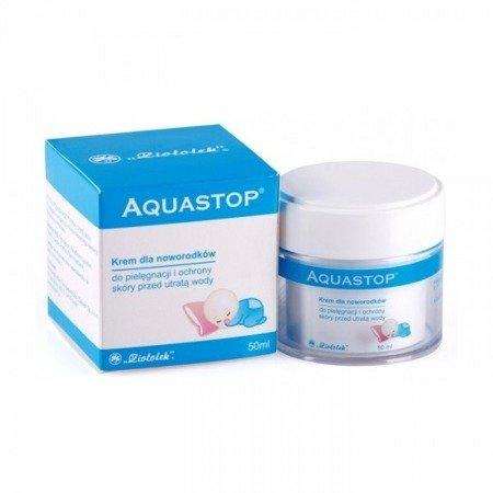 Aquastop - KREM na zimę dla dzieci i niemowląt, 50 g. (Ziołolek)