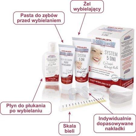Biała Perła - SYSTEM Plus, specjalista w wybielaniu zębów w 5 dni nawet o 8 odcieni.