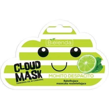 Bielenda Cloud Mask, MASECZKA Mochito Despacito, 6 g.