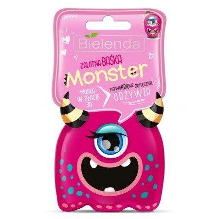 Bielenda Monster, MASECZKA w płacie ZALOTNA BAŚKA, 1 sztuka