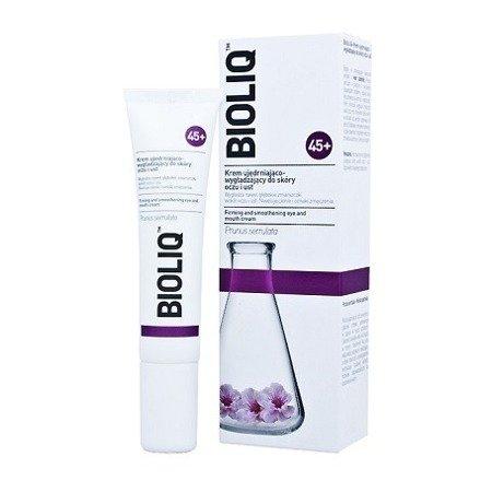 Bioliq 45+ - KREM pod oczy ujędrniająco-wygładzający, 15 ml.