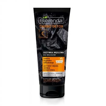Carbo Detox - ODŻYWKA węglowy do włosów, 200 ml.
