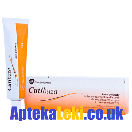 Cutibaza - KREM półtłusty, 30 g.