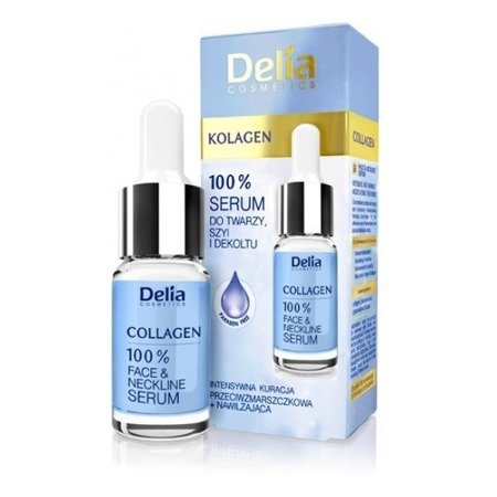 Delia SERUM Kolagen, 10 ml.