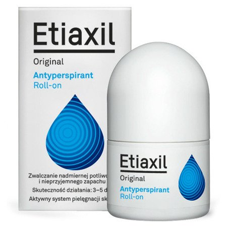 Etiaxil Original - antyperspirant roll-on, 15 ml