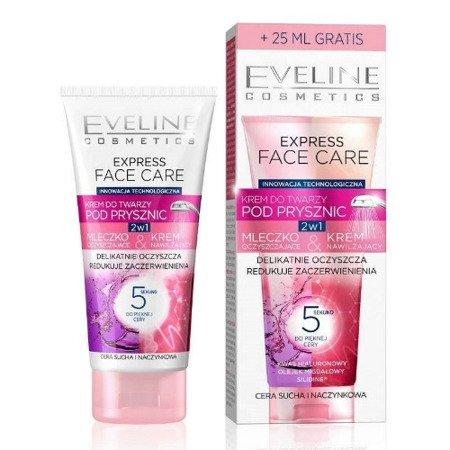 Express Face Care - cera sucha i naczynkowa, 100 ml.