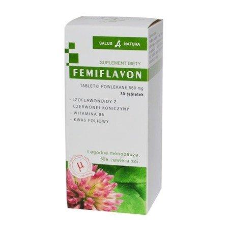 Femiflavon, tabletki, 60 szt.