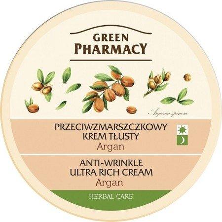 Green Pharmacy - KREM do twarzy ARGAN na dzień i noc, 150 ml