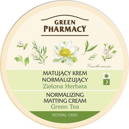 Green Pharmacy - KREM do twarzy ZIELONA HERBATA na dzień i Noc, 150 ml