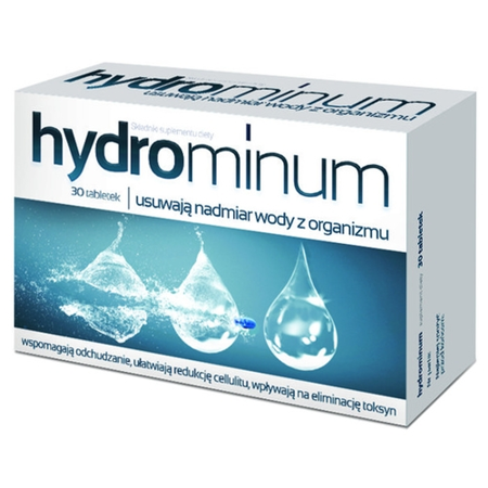 Hydrominum - 30 tabletek.