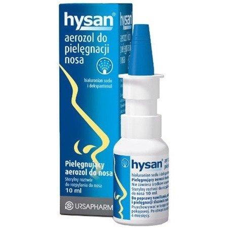 Hysan - AEROZOL, 10 ml.