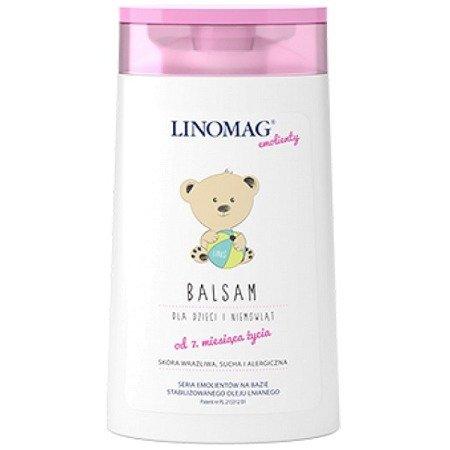 Linomag - BALSAM, 200 ml.(Ziołolek)