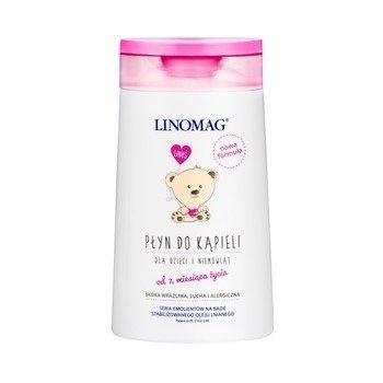 Linomag - PŁYN do kąpieli, 200 ml.