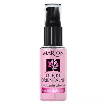 Marion Olejki Naturalne, Nawilżenie włosów, 30 ml.