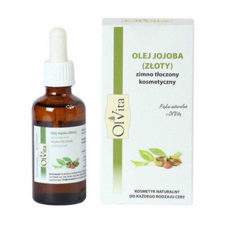 Olej z OGÓRECZNIKA, Kosmetyczny 50 ml. Olvita