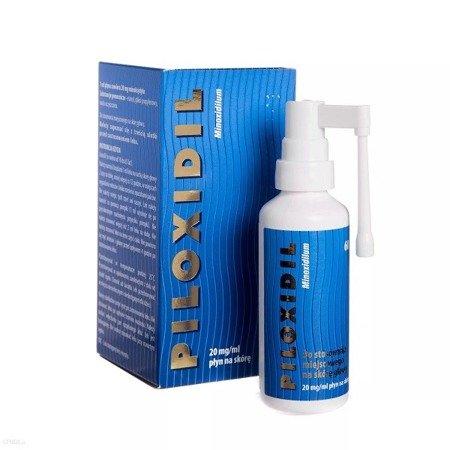 Piloxidil - Lek na łysienie typu męskiego, 60 ml.