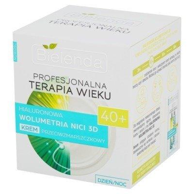 Profesjonalna Terapia Wieku - Hialuronowa Wolumetria Nici 3D KREM przeciwzmarszczkowy dzień/noc, 50 ml.