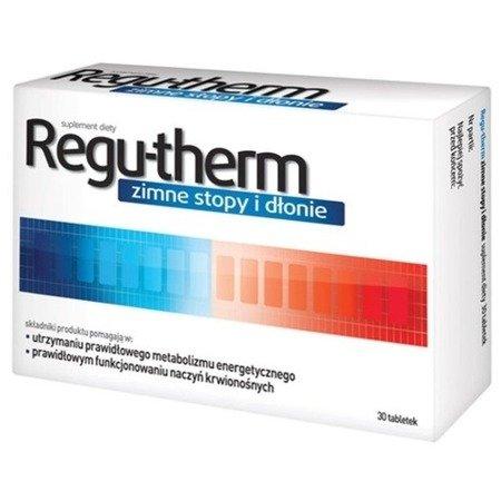 Regu-Therm, 30 tabletek.
