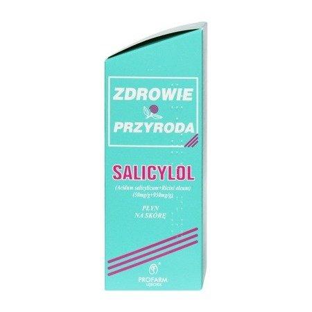 Salicylol - PŁYN, 100 g.