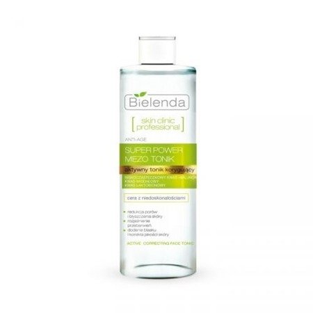 Skin Clinic Professional Korygująca, TONIK, 200 ml.