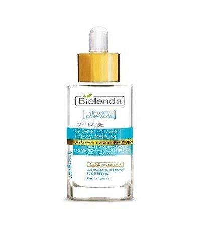 Skin Clinic Professional - SERUM nawilżające na DZIEŃ i NOC, 30 g.