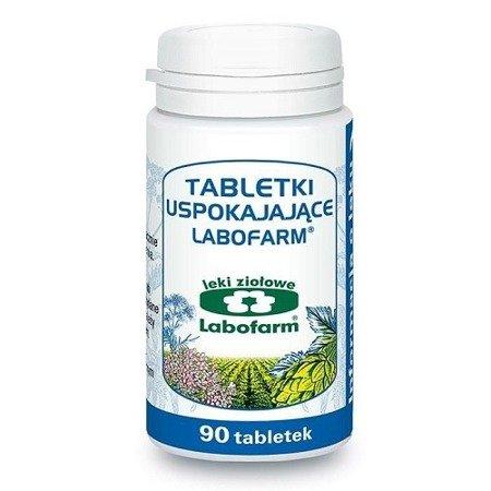 Tabletki uspokajające, 90 tabletek.(Labofarm)