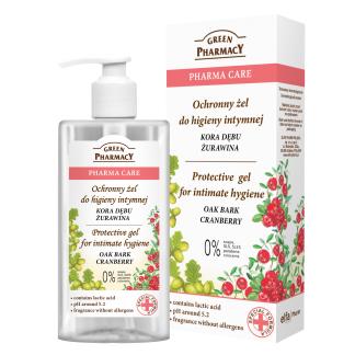 Żel do higieny intymnej - OCHRONNY, 300 ml. Green Pharmacy