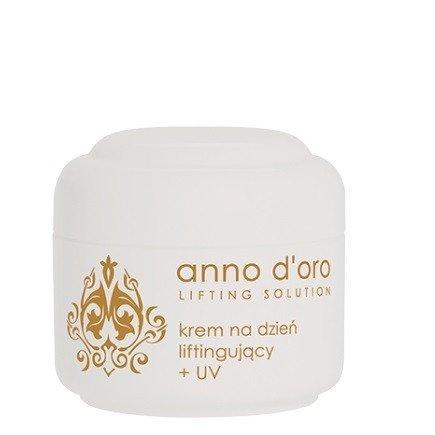 Ziaja - Anno d'oro - KREM liftingujący na DZIEŃ, 50 ml.