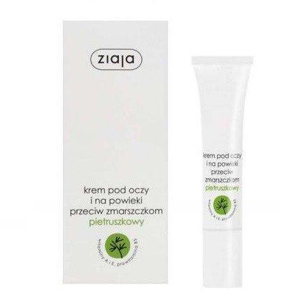 Ziaja - Bio-Żele - KREM pod oczy i na powieki z pietruszką przeciwzmarszczkowy, 15 ml.