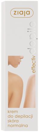 Ziaja - Depilacja – KREM do depilacji skóry normalnej, 100 ml.