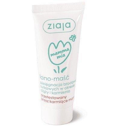 Ziaja - Mamma Mia - Lano-Maść, 15 g.