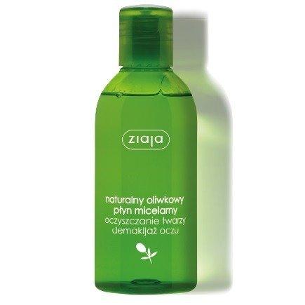 Ziaja - Oliwkowa - PŁYN MICELARNY do demakijażu i oczyszczania twarzy i oczu, 200 ml.