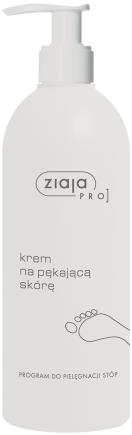 Ziaja - PRO – KREM na pękającą skórę stóp, 400 ml.