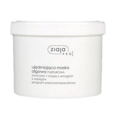 Ziaja - PRO – MASKA algowa ujędrniająca i przeciwzmarszczkowa, 155 g.
