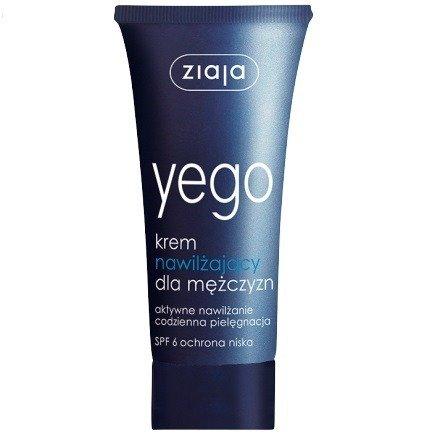 Ziaja - Yego - KREM nawilżający dla mężczyzn, 50 ml.
