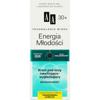 AA - Technologia Wieku, Energia młodości 30+ - KREM pod oczy nawilżająco-wygładzający bezzapachowy, 15 ml.