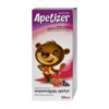 Apetizer - SYROP malinowo-porzeczkowym, 100 ml.