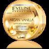 Eveline Argan & Vanilla - luksusowe masło do ciała, 200 ml.