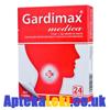 GARDIMAX Medica, 24 pastylki do ssania.